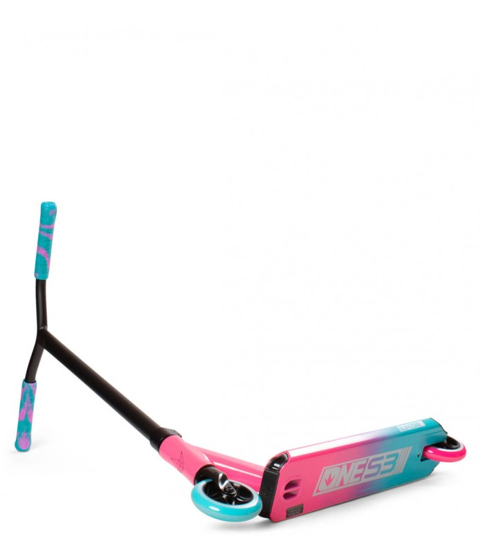 Blunt Blunt Scooter S3 One pink/blue teal