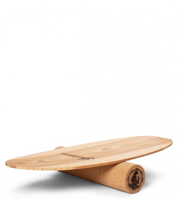 Indiana Skateboards Indiana Balanceboard Set brown nature