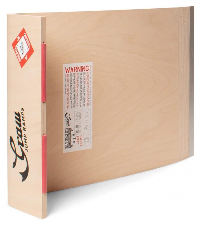 Graw Graw Jump Ramps J-Serie 15er brown wood