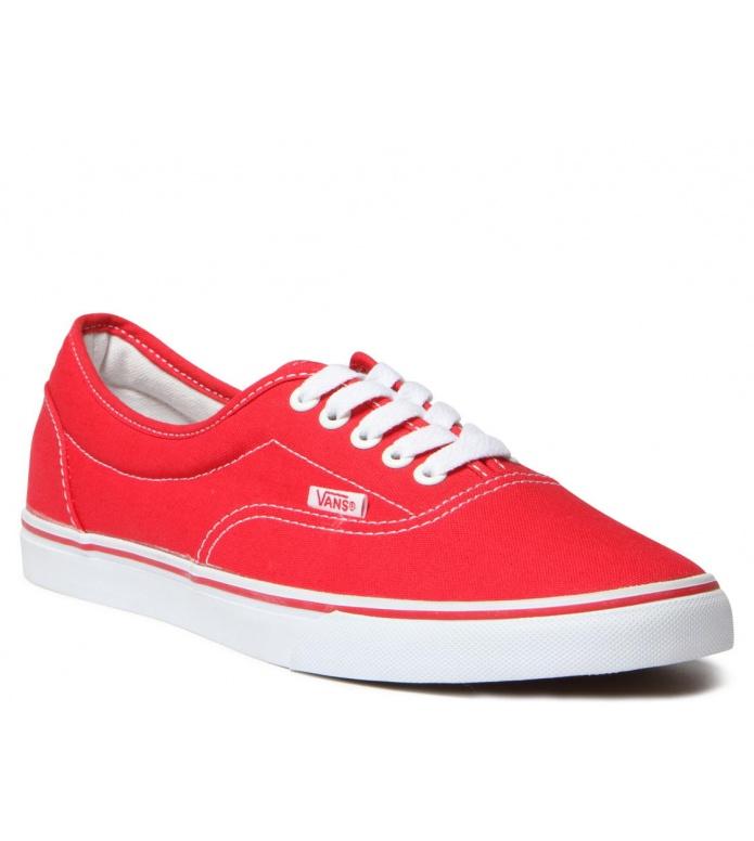 Vans Vans Shoes LPE red