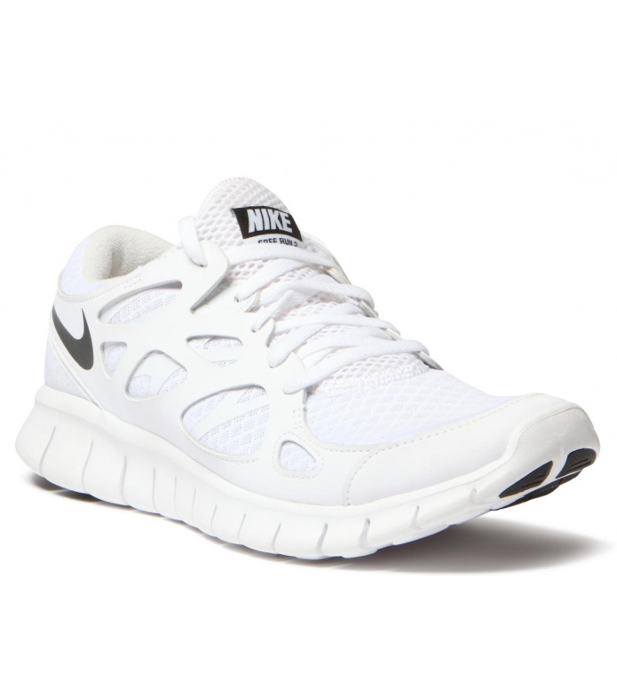 Nike Nike Shoes Free Run 2 white/black