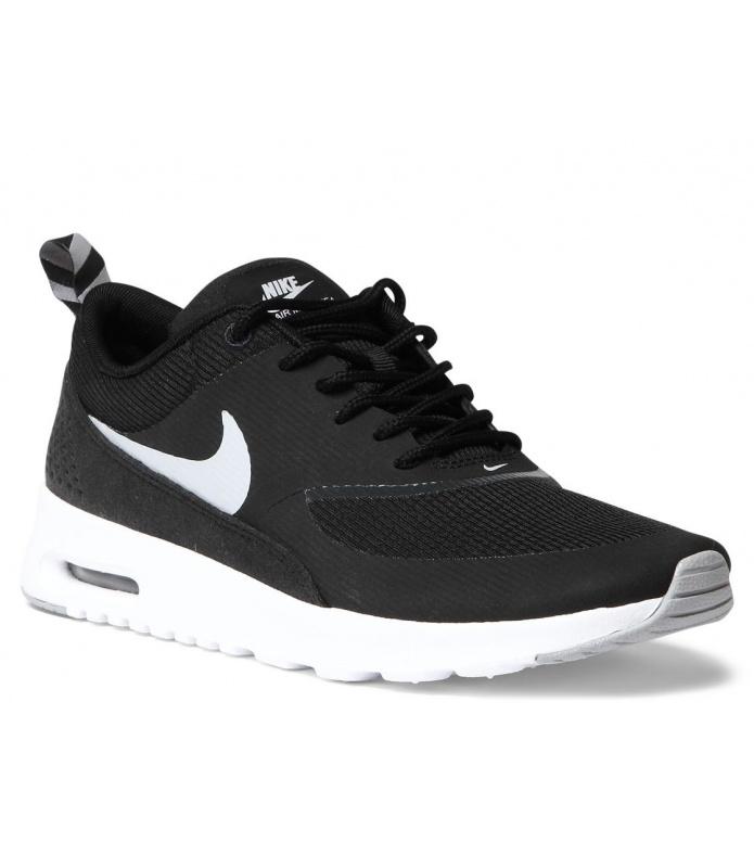 Nike Nike W Shoes Air Max Thea black-wlfgry