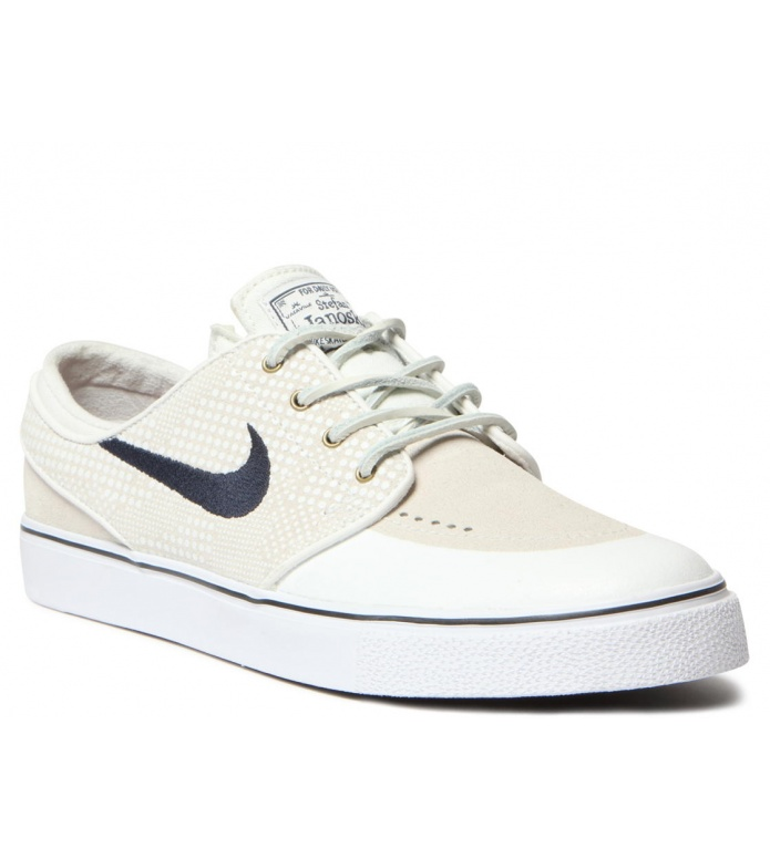 Nike SB Nike SB Shoes Zoom Janoski PR SE beige summit white/obsdn-black-tm rd