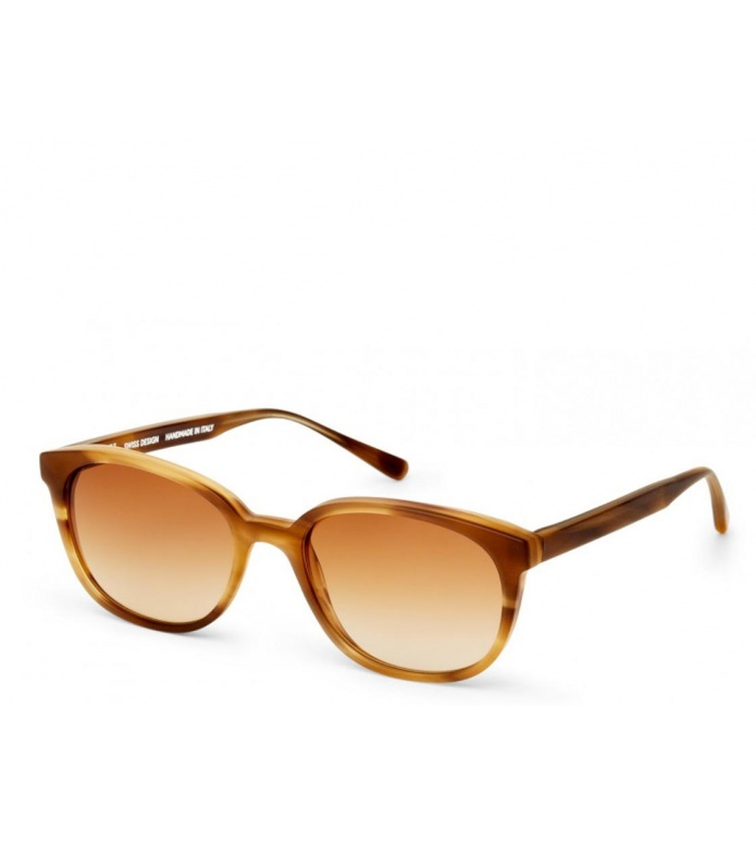 Viu Viu Sunglasses Charming sturmbraun matt