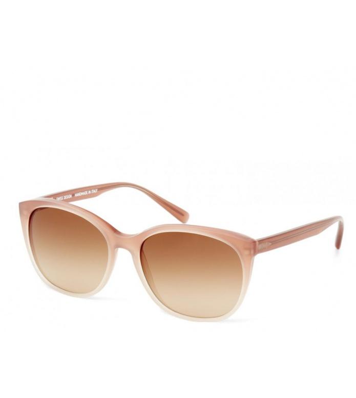 Viu Viu Sunglasses Pride bordeaux grau glanz