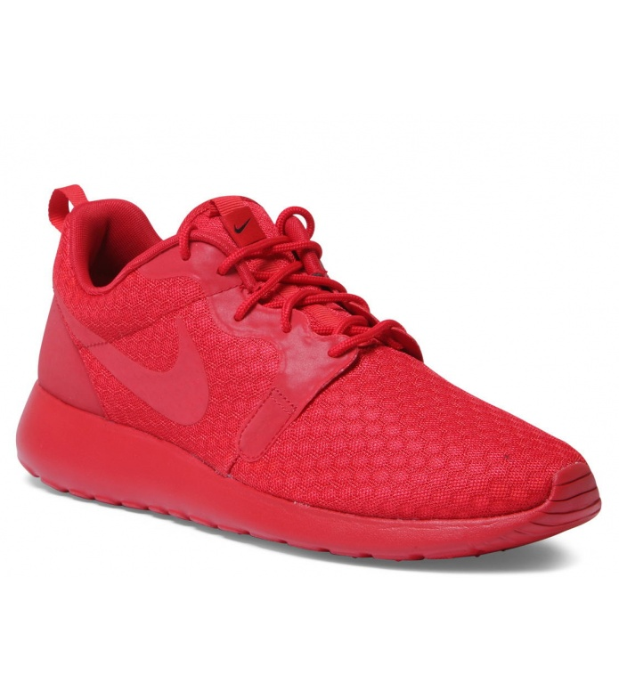 Nike Nike Shoes Rosherun HYP red university/university red-black