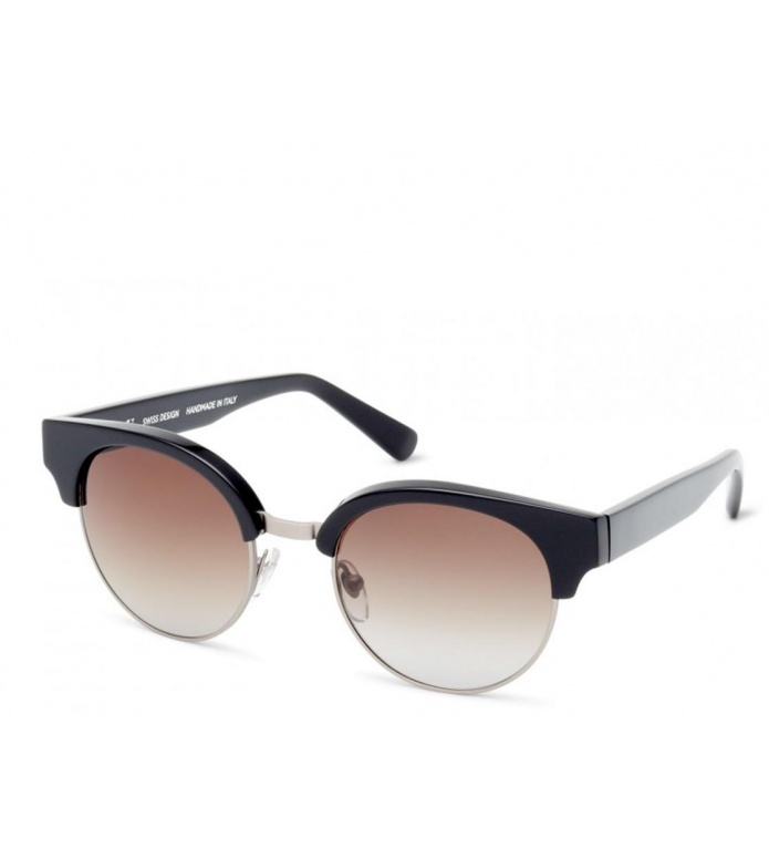 Viu Viu Sunglasses Artist schwarz glanz