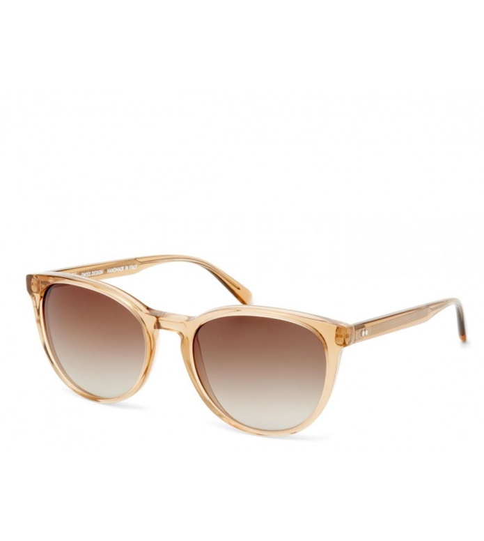 Viu Viu Sunglasses Cat champagner glanz