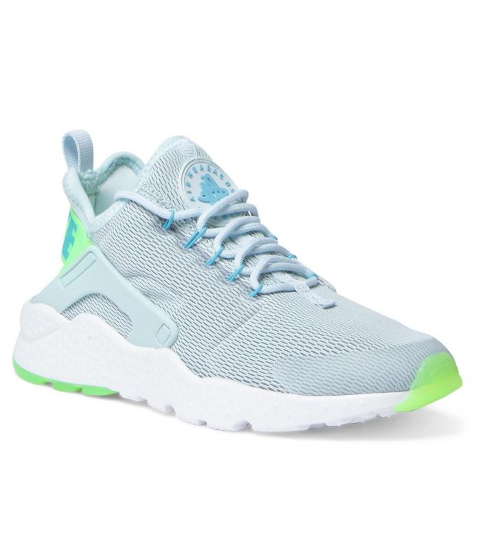 Nike Nike W Shoes Air Huarache Run Ultra green fiberglass/electric green-gmm bl