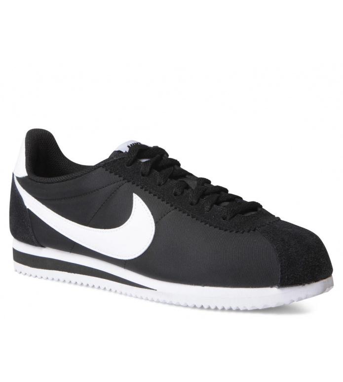 Nike Nike Shoes Classic Cortez Nylon black/white