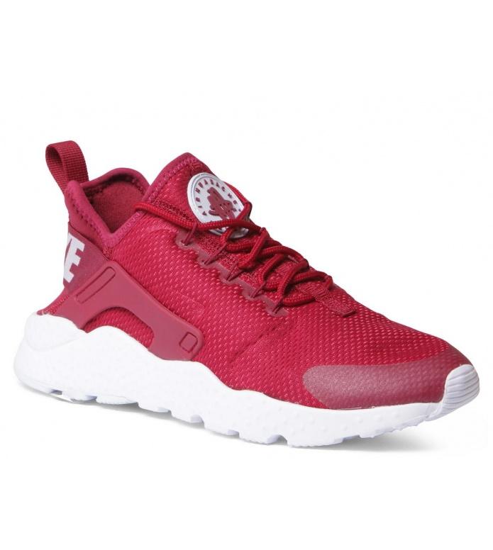 Nike Nike W Shoes Air Huarache Run Ultra red noble/white