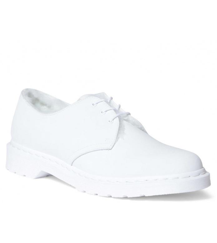 Dr. Martens Dr. Martens Shoes 1461 FL white