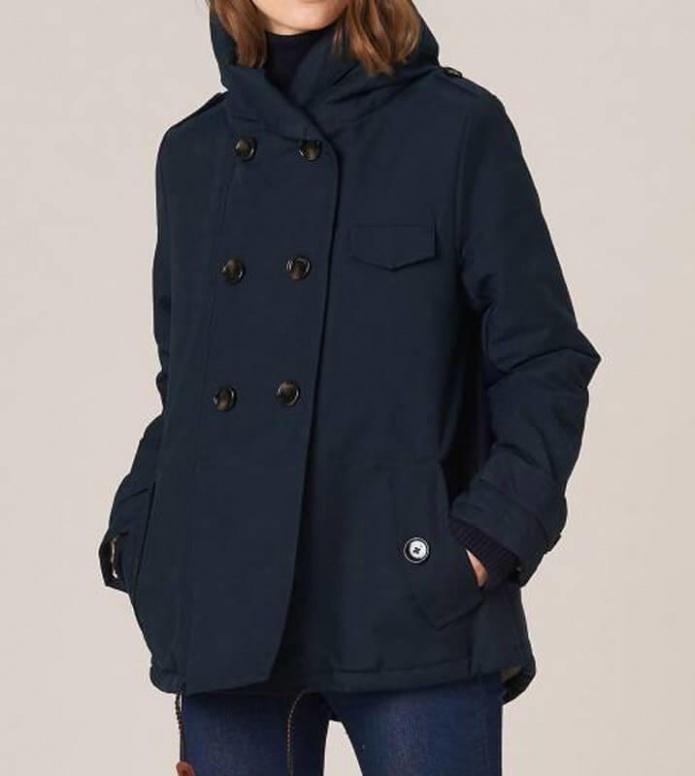 Sessun Sessun W Coat Sandison blue navy