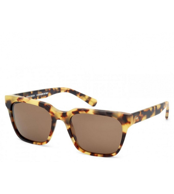 Viu Viu Sunglasses Beast gold tortoise matt