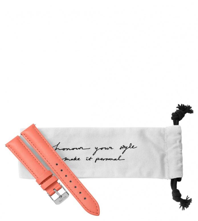 Cluse Cluse Strap Minuit orange flamingo/silver