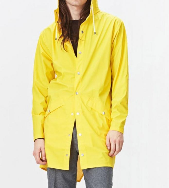Rains Rains Rainjacket Long yellow