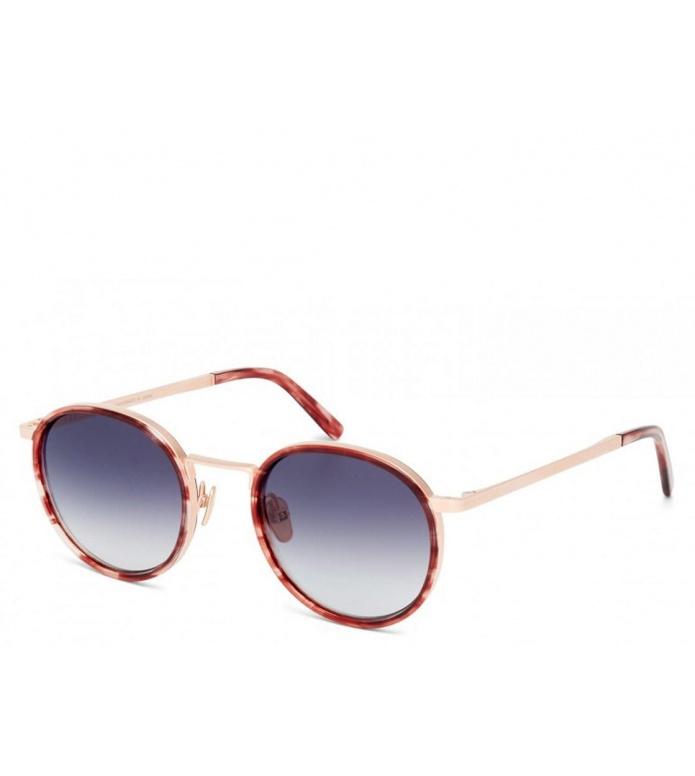 Viu Viu Sunglasses Voyager Ti/Ac gold rose/rosenquarz grau gradient