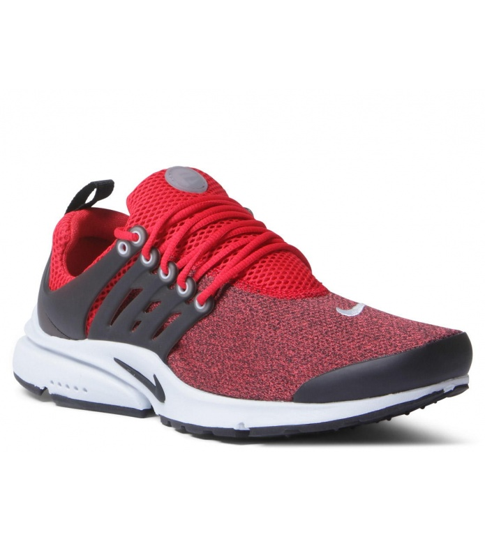 Nike Nike Shoes Air Presto Essential red university/black-black