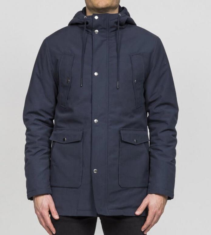 Revolution (RVLT) Revolution Winterjacket S7532 blue darknavy
