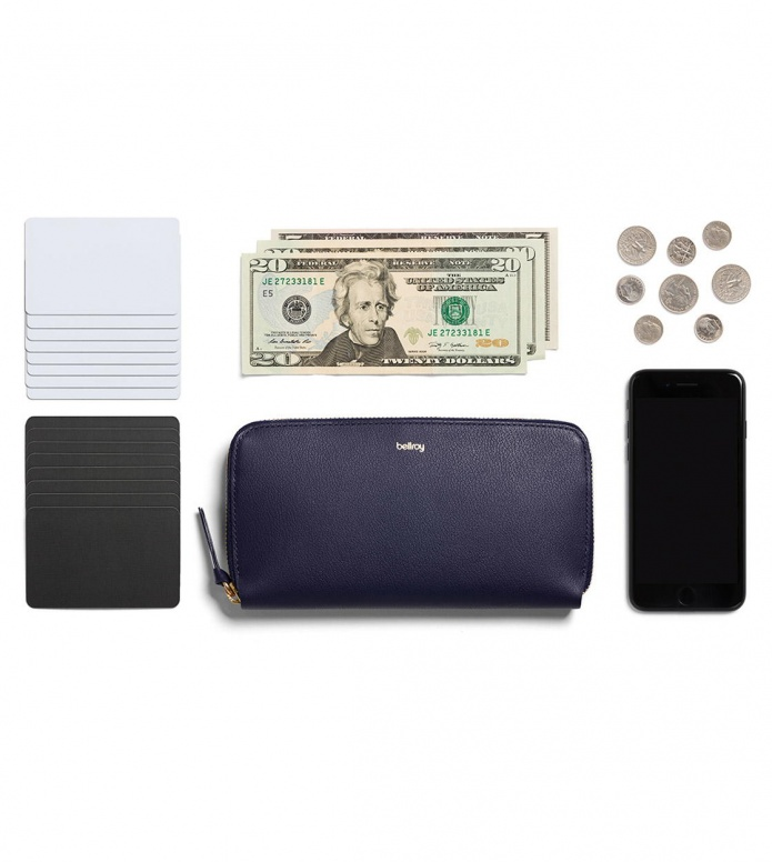 Bellroy Bellroy Wallet Folio blue navy
