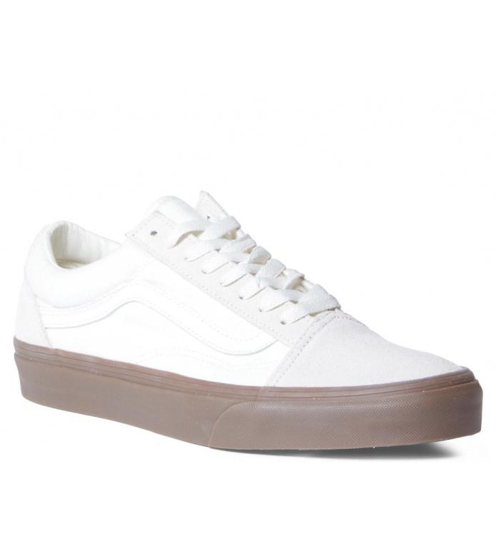 Vans Vans Shoes Old Skool Suede beige white/gum
