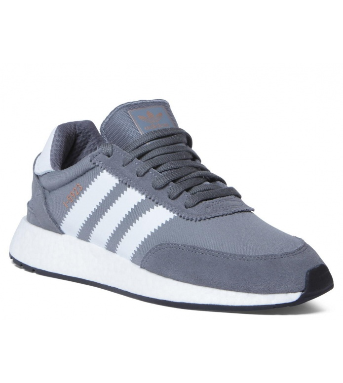 adidas Originals Adidas Shoes Iniki Runner grey vista/footwear white/core black