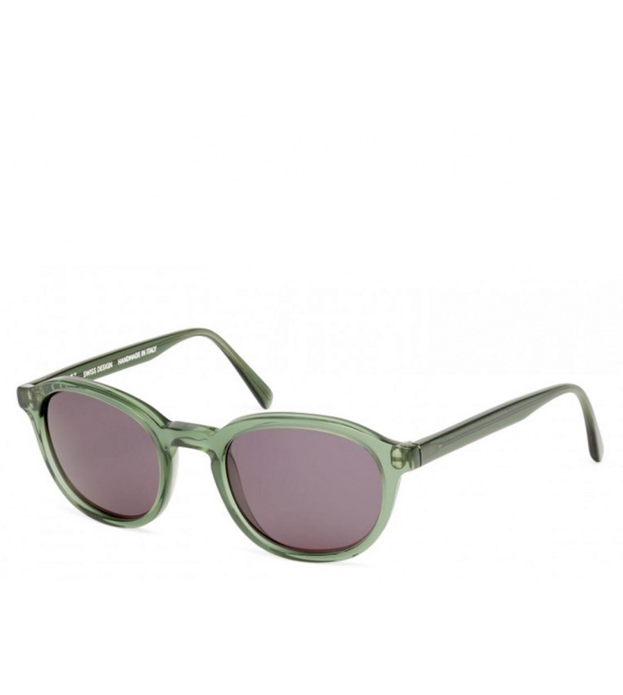 Viu Viu Sunglasses Poet pine green shiny