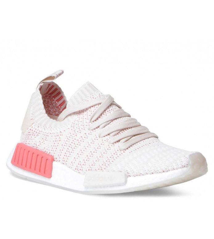 adidas Originals Adidas W Shoes NMD R1 STLT PK beige linen/crystal white/footwear white