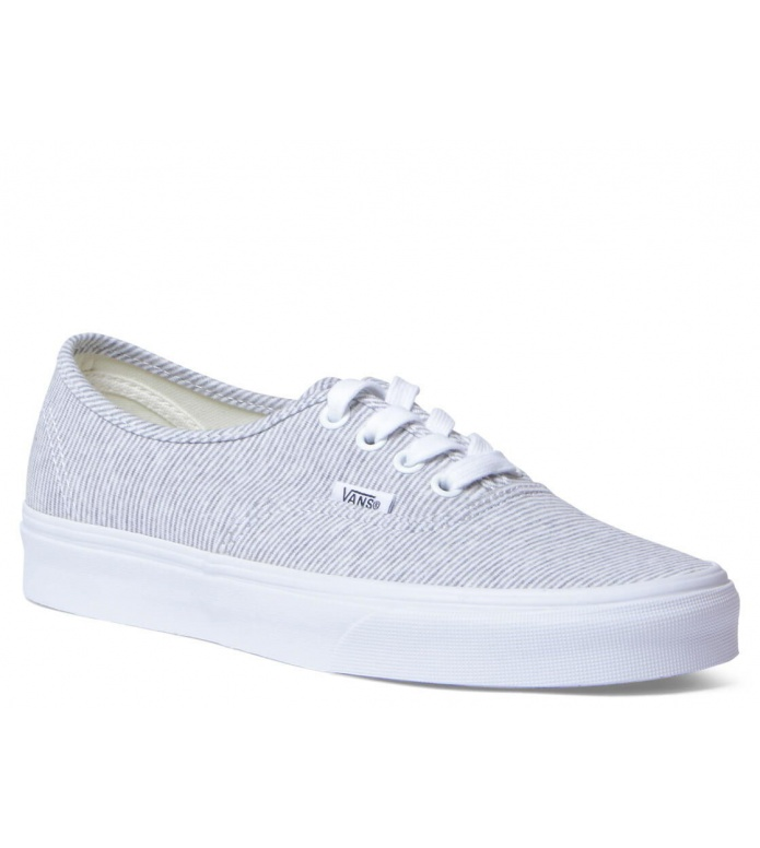 Vans W Shoes Authentic grey jerseytrue white
