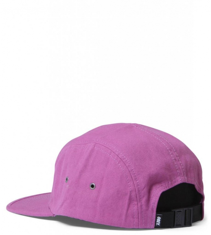 Obey Obey 5 Panel Jumble Bar pink magenta