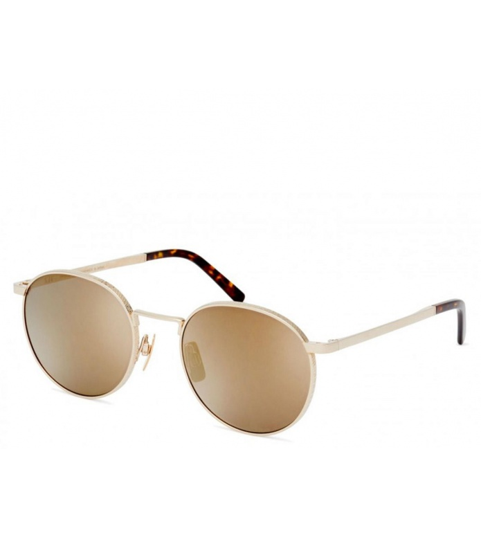 Viu Viu Sunglasses Voyager star gold/gold mirror