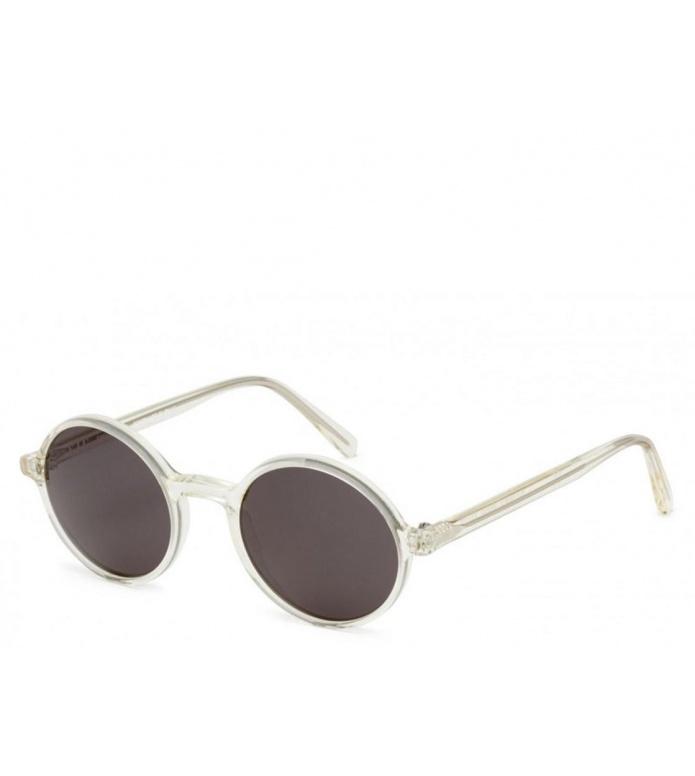 Viu Viu Sunglasses Noble pale yellow shiny