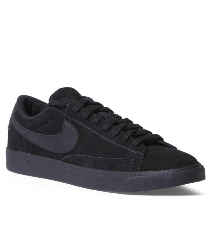 Nike Nike Shoes Blazer Low black/black-black