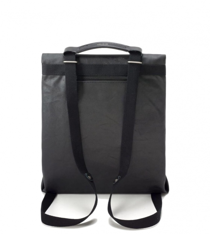Qwstion Qwstion Bag Small Tote organic jet black