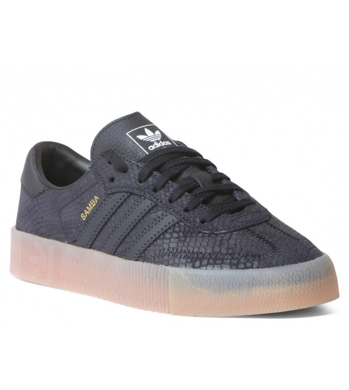adidas Originals Adidas W Shoes Sambarose black core/core black/gum 3