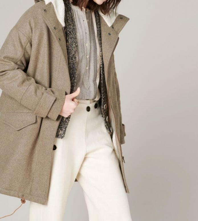Sessun Sessun W Coat Sundance brown the