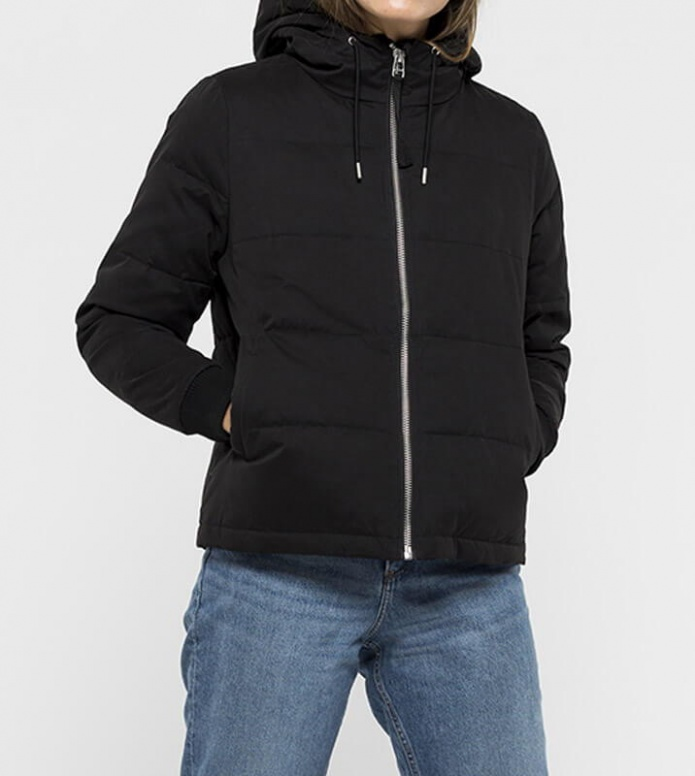 Selfhood Selfhood W Winterjacket 77102 black