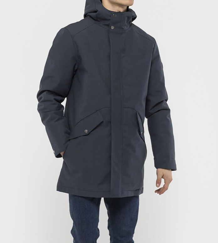 Revolution (RVLT) Revolution Winterjacket 7582 blue navy