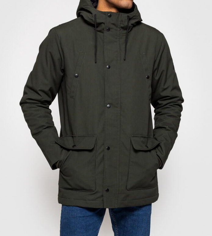 Revolution (RVLT) Revolution Winterjacket 7599 green army