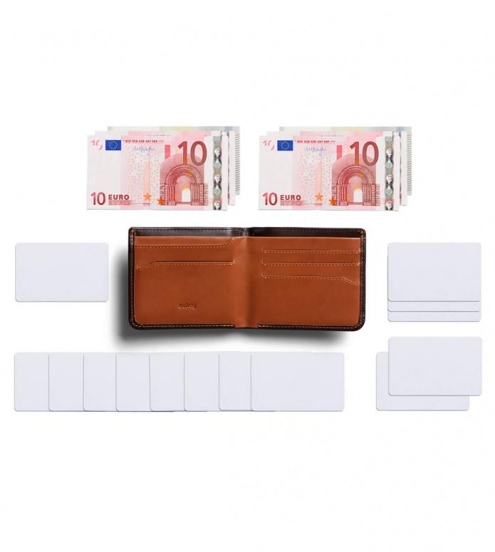 Bellroy Bellroy Wallet Hide & Seek HI RFID brown java