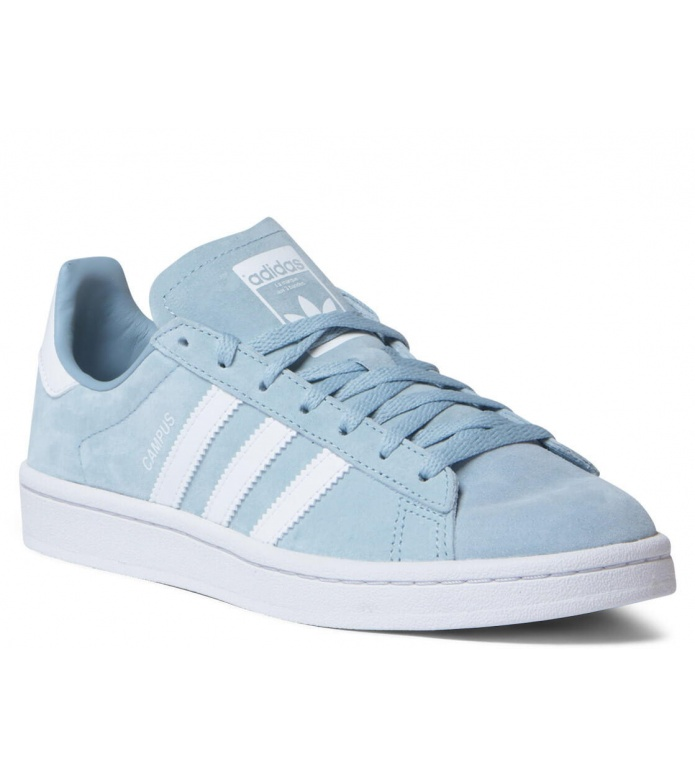 adidas Originals Adidas W Shoes Campus blue ash grey/footwear white/crystal white