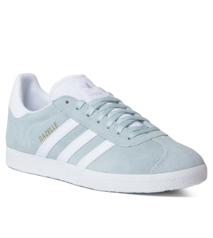 adidas Originals Adidas W Shoes Gazelle green turquoise/footwear white/crystal white