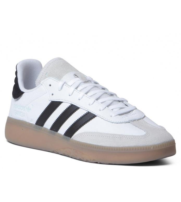 adidas Originals Adidas Shoes Samba RM white footwear/core black/clear mint