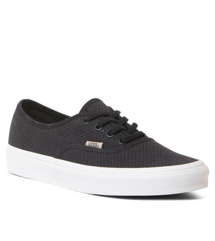 Vans Vans W Shoes Authentic Woven Check black/snow white