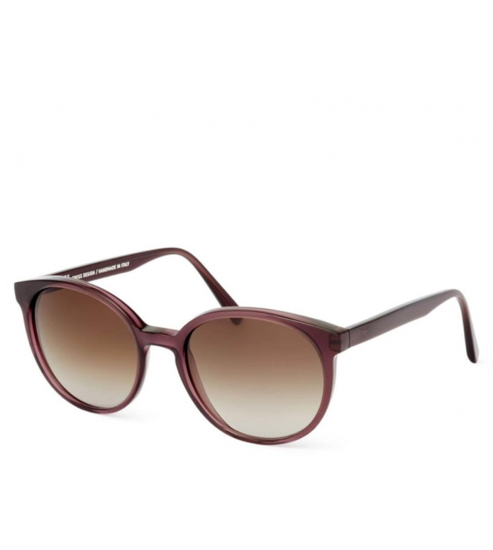 Viu Viu Sunglasses Diva plum shiny