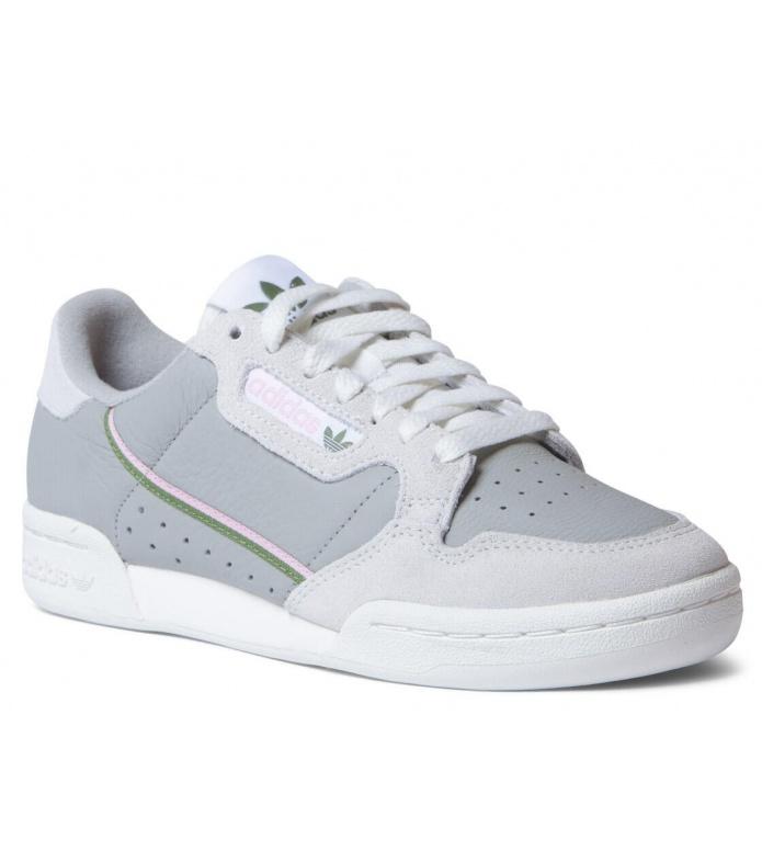 adidas Originals Adidas W Shoes Continental 80 grey sesame/rawwht/owwhit