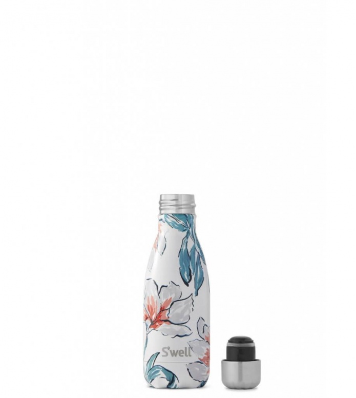 Swell Swell Water Bottle SM white madonna lily