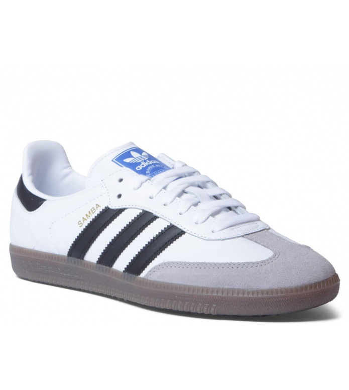 adidas Originals Adidas Shoes Samba OG white footwear/core black/clear granite