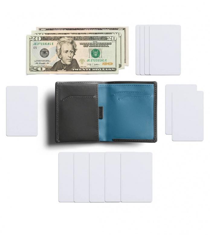 Bellroy Bellroy Wallet Note Sleeve II RFID green teal