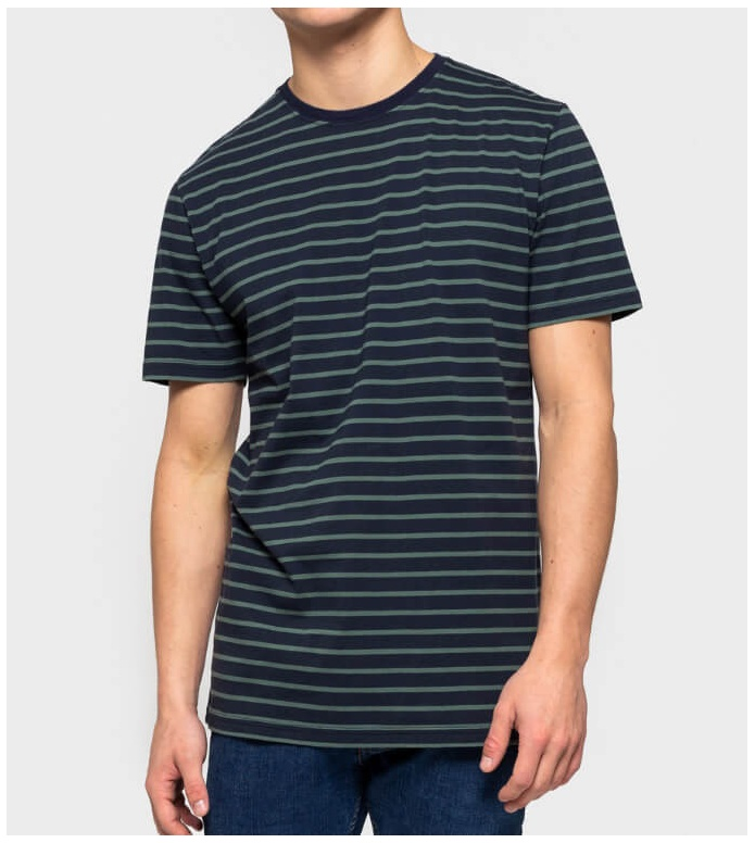 Revolution (RVLT) Revolution T-Shirt 1016 blue green